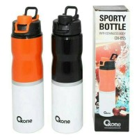 ox-055 sport bottle oxone with stainless body/botol minum/thermos