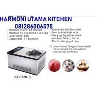 GEA Ice Cream Maker / Mesin Pembuat Es Krim ICE-1530....Nego ..