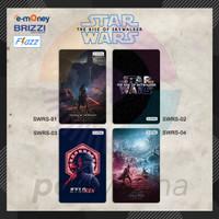 Kartu E-Toll Custom Print Star Wars: The Rise of Skywalker Saldo 0