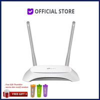 TP-Link TL-WR840N (V4.0) : 300Mbps TPLink WiFi Wireless N Router