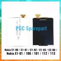 PROMO LCD 12 PIN NOKIA C1 00 C1 01 C1 02 C1 03 C2 00 X1 01 100 101