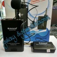 N-Aiwa NA 801 VHF Clip on Microphone Wireless SSfx4231
