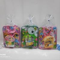 souvenir ulang tahun bingkisan paket hemat Tas & tempat makan