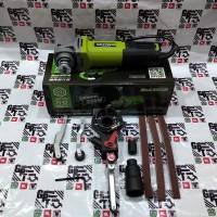 Paket Mesin Belt Sander Amplas Gerinda Tangan 9003