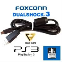 KABEL USB CHARGING CASH STIK PS3 ORIGINAL FOXCONN STICK CHARGER