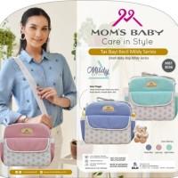 Mom's Baby Tas Bayi Kecil Mildy Series - MBT 3036 Diaper Bag Tas Baju