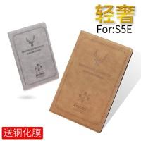 Samsung Galaxy TAB S5E 10.5 T720 T725 Deer Flip cover flipcase wallet