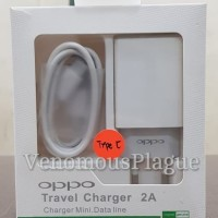 Charger Cas OPPO A5 2020 - A9 2020 - OPPO K3 ORIGINAL USB - C
