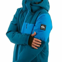 jaket winter bigsize outdoor Quiksilver waterproof outdoor