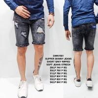 Celana Jeans Pria /Short Jeans Pria/Celana Pendek Pria