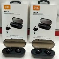 JBL TWS4 Wireless Bluetooth Earphone Stereo by Harmann Kardon TWS 4