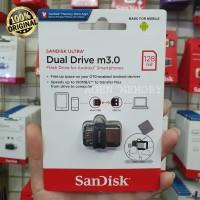 SANDISK FLASHDISK OTG M3 128GB USB