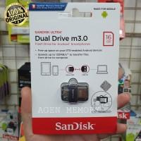 SANDISK FLASHDISK OTG type M3 16GB