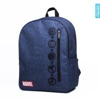 Avengers Flash Rucksack XL - Adinata / Tas Sekolah Anak / Tas Ransel