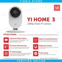 Xiaomi Yi Home Camera 3 1080P HD Smart IP Camera CCTV INTERNATIONAL
