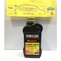 OLI MOTOR YAMALUBE POWER MATIC 10W-40 AT 0.8L - OLI YAMALUBE MATIC 10W