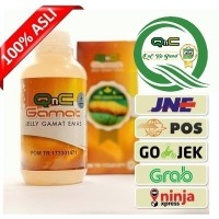 Obat Herbal Sesak Nafas, Asma, TBC, Paru-Paru Basah - QNC JELLY GAMAT