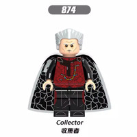 Lego Minifigure The Collector Marvel Guardian Of Galaxy Avengers