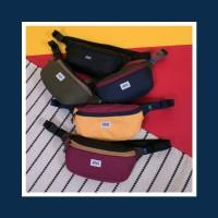 waistbag waist bag tas pria wanita distro ORIGINAL VSVL VISVAL