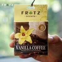 Parfum Pengharum Mobil Aroma Vanilla Kopi/coffee Fritz Scents