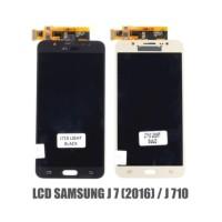 LCD TOUCHSCREEN SAMSUNG GALAXY J7 2016 / J710 ORIGINAL.