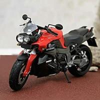 Diecast Sepeda Motor BMW R1800C Skala 1 : 12