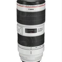 LENSA CANON EF 70-200MM F2.8L IS III USM