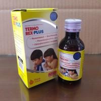 Obat flu anak TERMOREX PLUS 60 ML