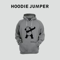 Hoodie Jumper Premuim Sablon Panda