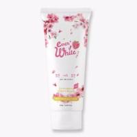 everwhite brightening body cream (NEW strawberry cherry blossom)