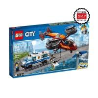 City 60209 Sky Police Diamond Heist