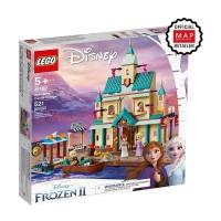 Princess Frozen 41167 Arendelle Castle Mainan Blok & Puzzle