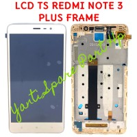 Lcd Touchscreen Xiaomi Redmi Note 3 Plus Frame Original Terlaris New