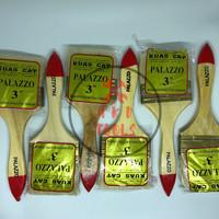 "Kuas Cat ""Palazzo"" 3 inch (7.5cm) 12 pcs"