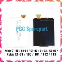 READY STOCK LCD 12 PIN NOKIA C1 00 C1 01 C1 02 C1 03 C2 00 X1 01 100