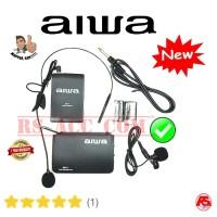 MCI AIWA AW17 CLIP DAN HEADSET MICROPHONE SSfx9021