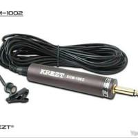 Mic Microphone Kabel KREZT ECM-1002 Clip On SSfx4913