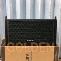 Line Array Ashley Vera 102 Two Way Speaker Passive 10 inch O SSfx5368