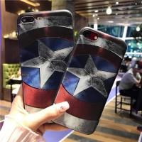 case iPhone X 10 5 5S SE 6 6S 7 8 Plus 3D Casing Pelindung Bahan TPU S
