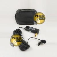Mic Krezt ECM 1006 Clip On Condenser microphone berkabel SSfx4893