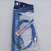 Kabel data harddisk USB mini usb 5 pin 60 cm NYK ESIA