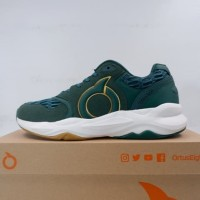 Sepatu Running/Lari Ortuseight Alpha Emerald Gold 11030047 Original
