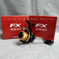 Reel Pancing Shimano Fx 1000 model terbaru 2019