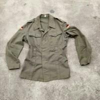Coat moleskine kemeja jerman moleskin not us army m51 m65 slantpocket