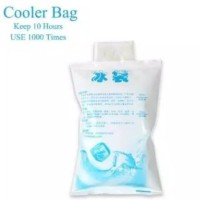 Ice Gel 400 ml ASI Ice Pack Ice Gel Bag Jelly Cooler Bag - Ice Gel ASI