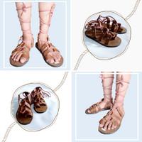 Sandal Tali Anak Sandal Gladiator Anak Murah