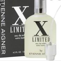 Parfum Pria Aigner X Limited Ori Reject Eropa Non Box