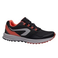 Kalenji Sepatu Running Run Active Grip ORI