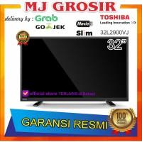 "PROMO LED TV TOSHIBA 32"" 32L2900VJ 32 INCH USB MOVIE HDMI SLIM"