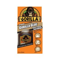 GORILLA Glue Original 59ml Waterproof Multi-Purpose Adhesive